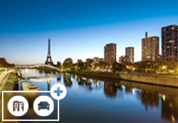 מפלט רומנטי בפריז